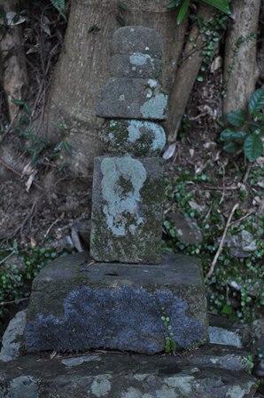 小林作兵卫坟墓。JPG