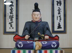 """""""今川義元像""""臨済寺蔵"""