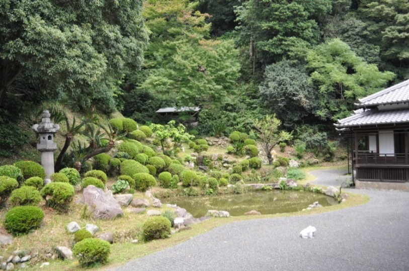 A National Garden of Scenic Beauty