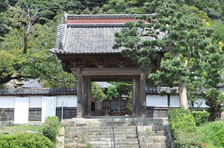 Seikenji Temple Gate