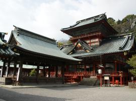 ①靜岡淺間神社